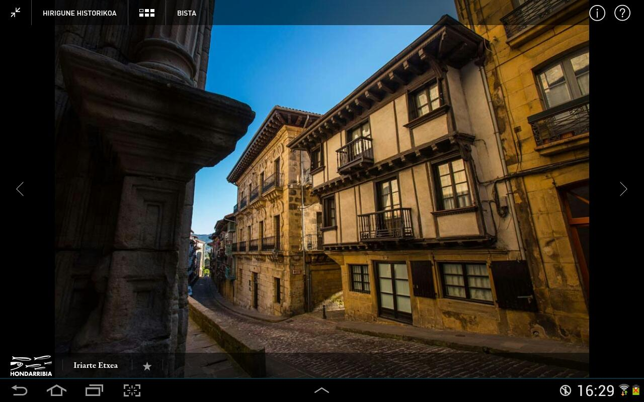 Hondarribia | Gida- screenshot