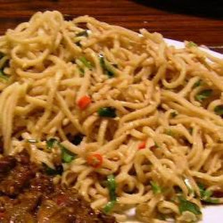 Spicy Peanut and Sesame Noodles Recipe