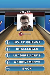 Spin Master Bowling Screenshot 4