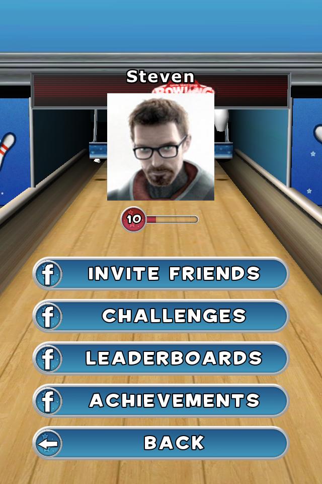 Spin Master Bowling screenshot #4