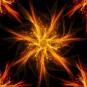 Playing with Fire LWP icon