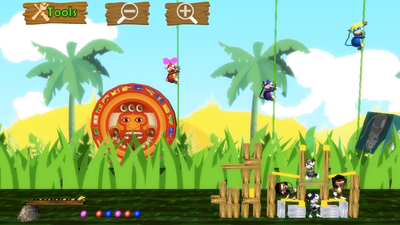 CocoMonkeysLite - screenshot