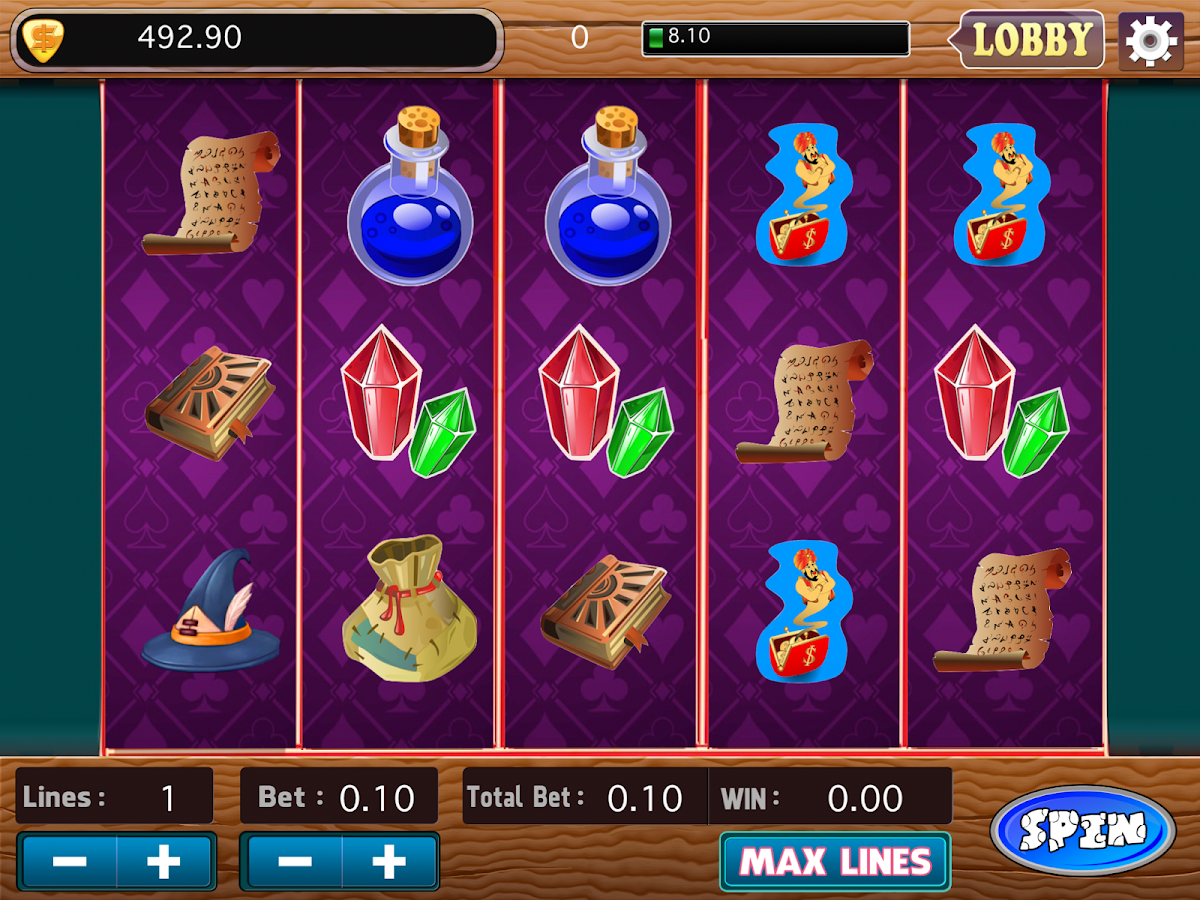 Lucky Slot In Texas - HD - screenshot