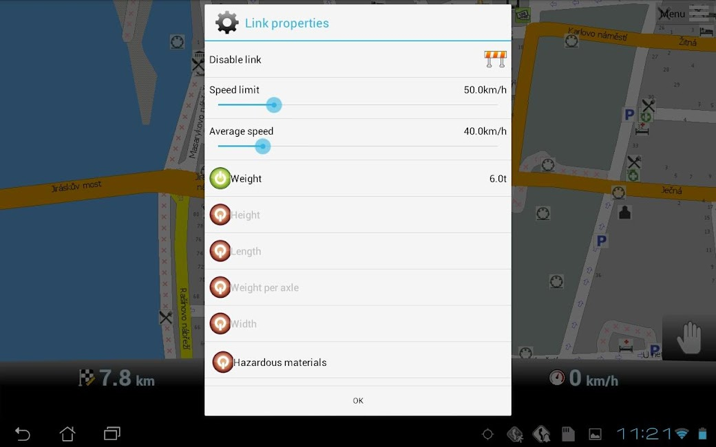 #10. MapFactor GPS Navigation Maps (Android)
