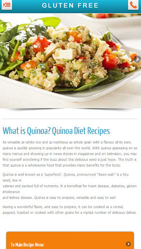Quinoa Diet Recipes