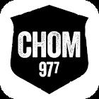 CHOM 97.7 icon