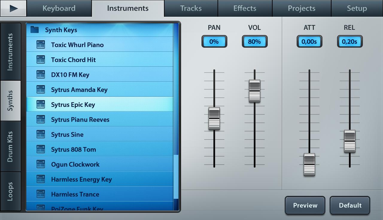 FL Studio Mobile screenshot #16