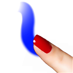 Finger paint - live wallpaper