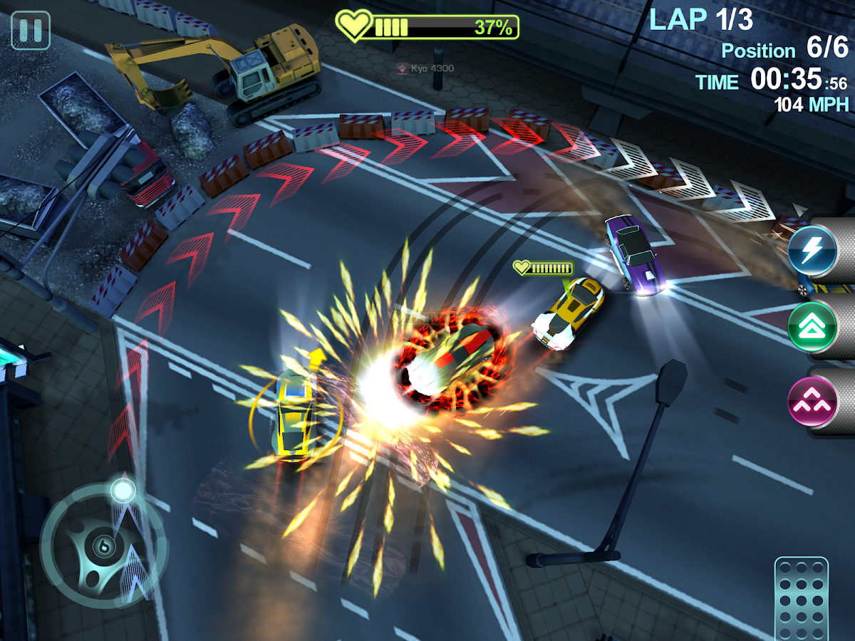 Blur Overdrive - screenshot