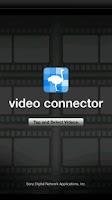 Screenshot of video connector