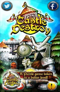 Castle Destroy