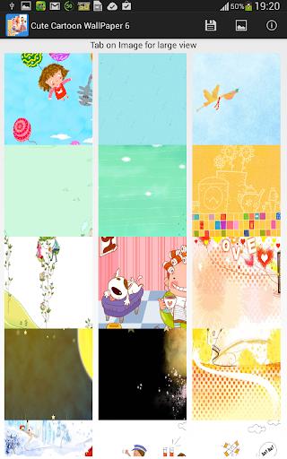 Cute Cartoon WallPaper 6