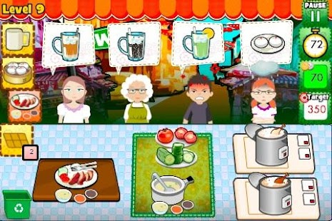Kopi Tiam Mini - Cooking Asia!- screenshot thumbnail
