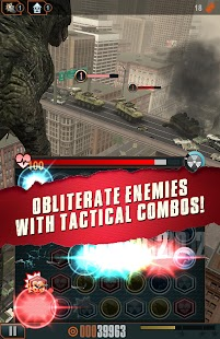 Godzilla - Smash3- screenshot thumbnail
