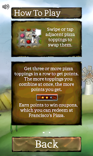 Francisco's Brick Pizza Game- screenshot thumbnail