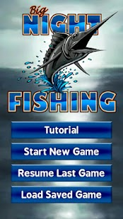 Big Night Fishing 3D Lite - screenshot thumbnail