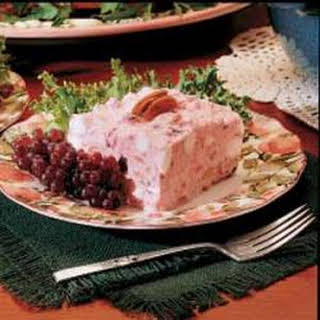 Festive Cranberry Salad.