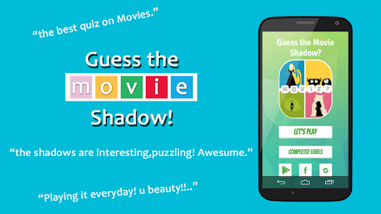 免費下載益智APP|Movie Mania: Guess the Shadow app開箱文|APP開箱王