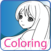 Princess Coloring Land