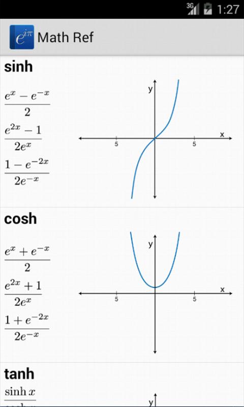 Math Ref screenshot #11