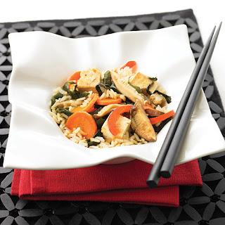 Wakame Salad with Tofu