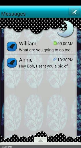 GO SMS THEME CatLovers4U