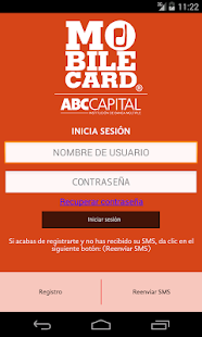 MobileCard - screenshot thumbnail