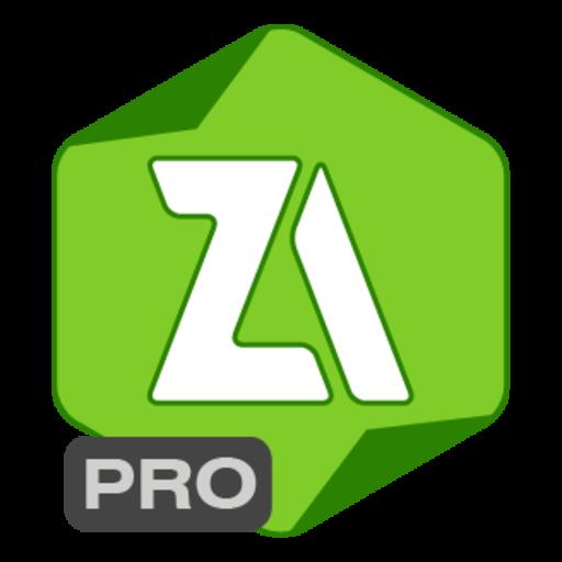 工具必備App|ZArchiver Donate LOGO-綠色工廠好玩App