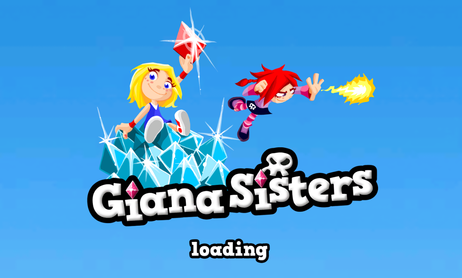 Giana Sisters - screenshot