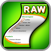 Raw Food Diet Shopping List