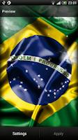 Screenshot of Brazil Live Wallpaper