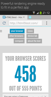 Now Browser Pro (Material) - screenshot thumbnail