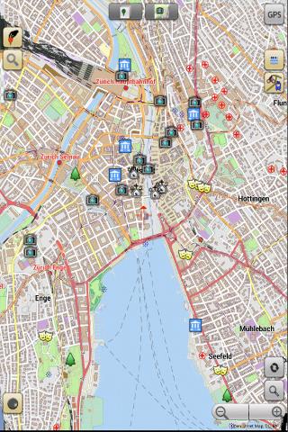 City Guide Zurich