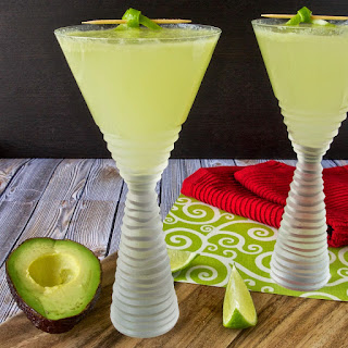 Avocado Martini