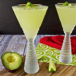 Avocado Martini.