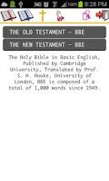 Screenshot of Biblesmith - Croatian
