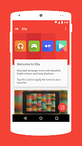 Elta - Icon Pack v1.6