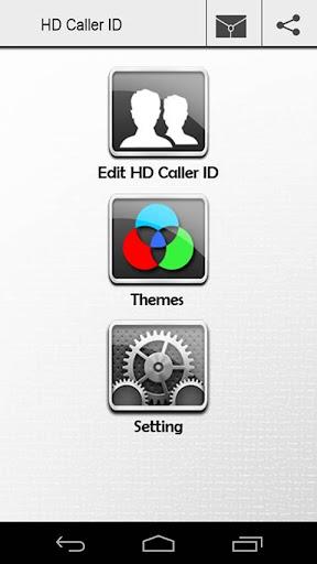 HD Full Caller ID