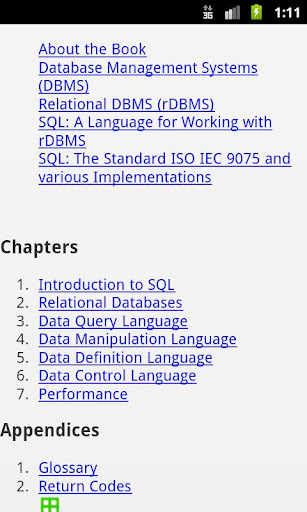 SQL EBook