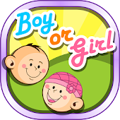 Boy or Girl Chinese Calendar