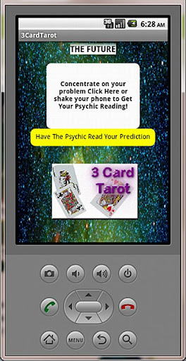 【免費生活App】Talking 3 Card Tarot-APP點子