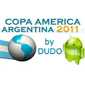 Copa America 2011 by Dudo logo