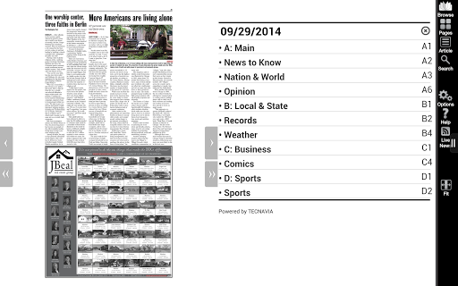 News and Tribune