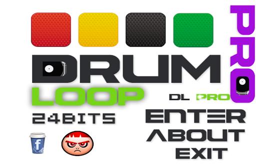 Drum Loop Beat Maker Pads Pro