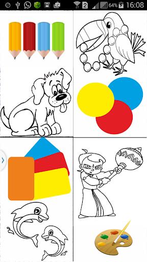 Fill Color in Sketchbook
