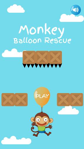 Monkey Balloon Rescue