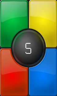 Memory: Simon game