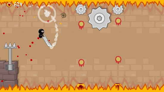 Ninja Shurican: Fun Ninja Game- screenshot thumbnail