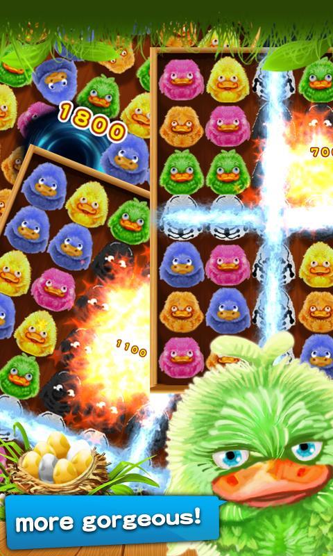 Wacky Duck - Storm- screenshot