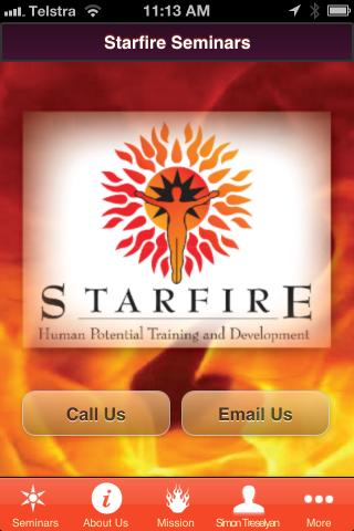 【免費教育App】Starfire Seminars-APP點子